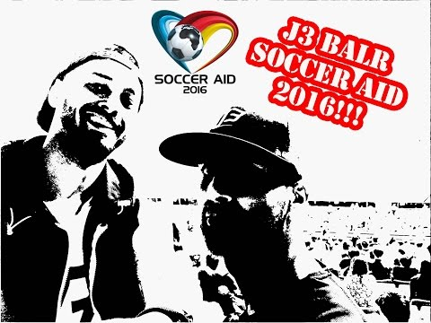 J3 BALR & SOCCER AID 2016 TEKKERZ!! | MUST SEE!! | All Goals!! | 05.06.2016