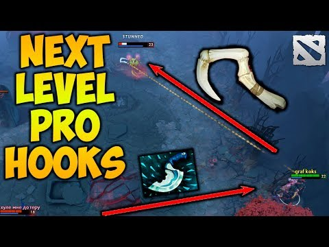 Qupe Pudge NEXT LEVEL PRO HOOKS Dota 2