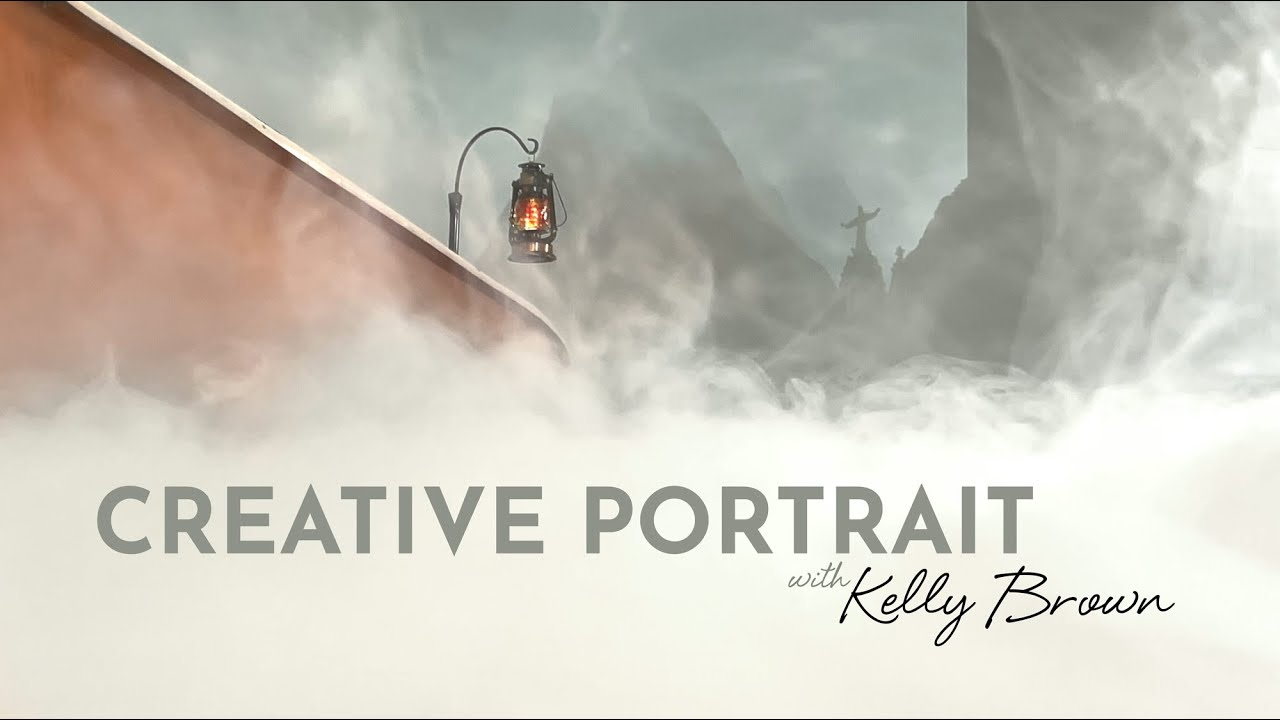 Creative Photography - Behind The Scenes with Kelly Brown