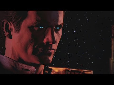 Mass Effect Trilogy: Illusive Man All Scenes Renegade Complete(ME2, ME3)
