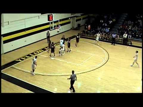 Randolph-Macon Basketball Highlights 2011-12