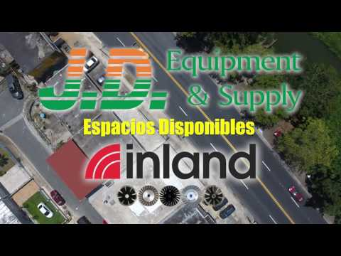 JD Equipment and Supply Unannounced Project | InlandDiamond