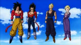 Dragon Ball Z  Гоку и Виджито  [AMV]