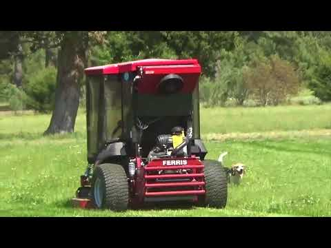 ZERO TURN MOWER 72` BOBCAT WITH CABIN A/C VIDEO 2 by VELEZ
