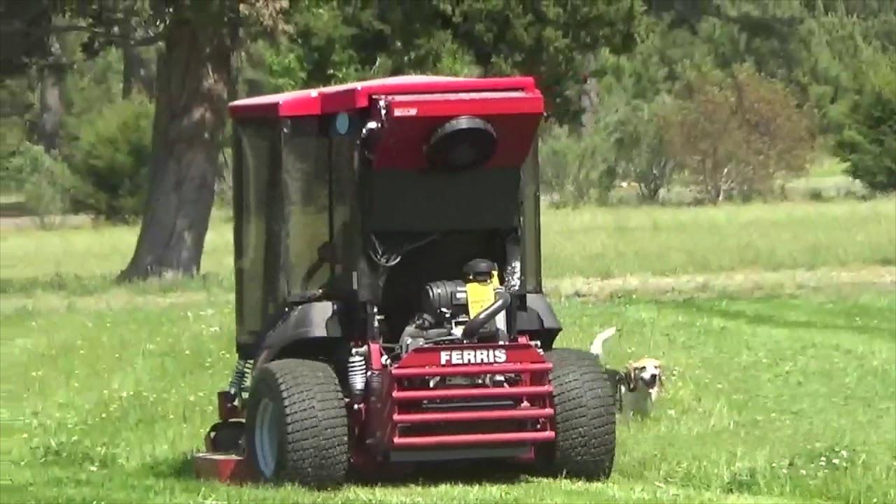 Cab N Air - Air Conditioned Lawn Mower | Fairdale Farm Tractor