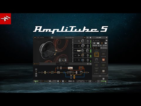 AmpliTube 5 - Overview