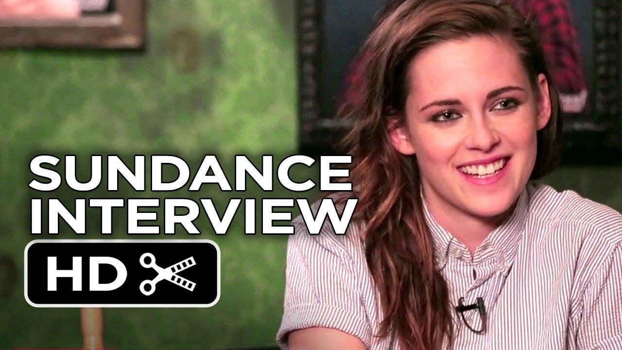 Sundance (2014) : Kristen Stewart On Her Pant-Soiling Moment With Robert Redford - THR