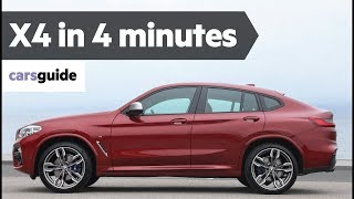 BMW X4 2019 review