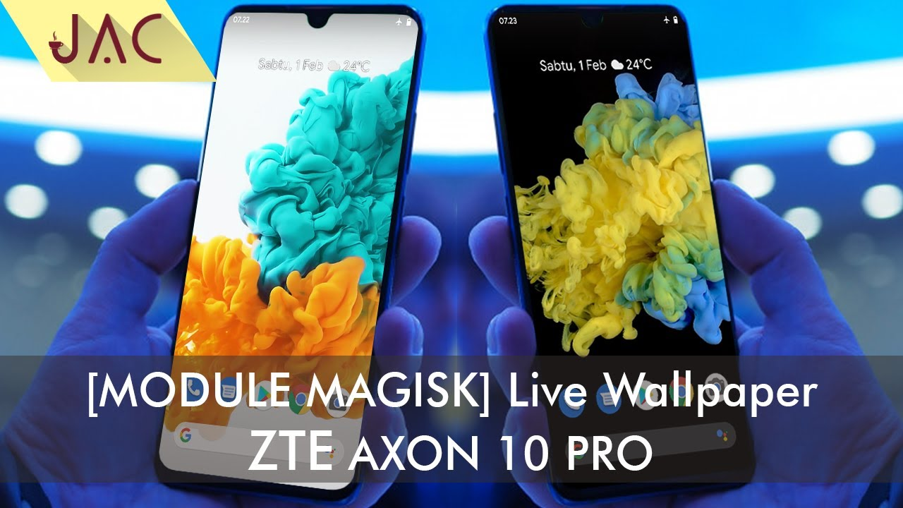 How to make a screenshot or capture in a Axon 10 Pro
