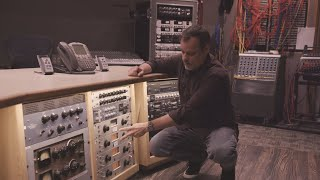 Steve Genewick explains Al Schmitt's mic preamp set up