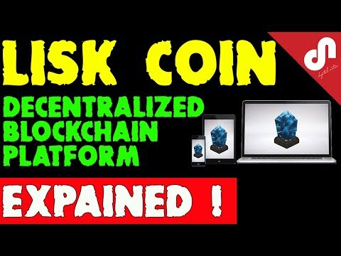 Invest in LISK COIN - Technology - Future Prediction -Explained [Hindi]