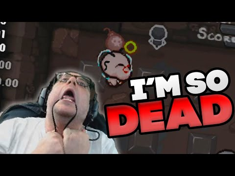 I tried Binding of Isaac for first time and DIED so many times (but LOVED it anyways)