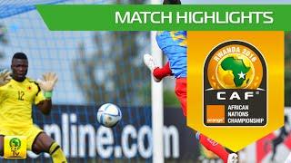 DR Congo vs Angola | Orange African Nations Championship, Rwanda 2016