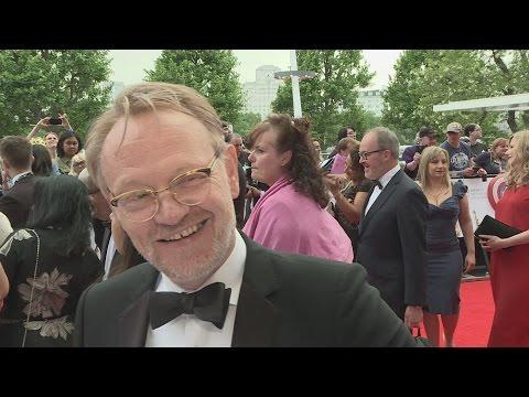 TV BAFTAs: Jared Harris talks missing out on Dumbledore