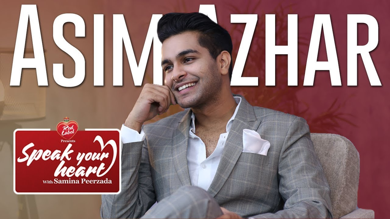 True Actions Speak Your Heart: Asim Azhar On How Dreams Come True