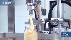 CDA Deutschland - K Dense - Dosiertisch / Befüllung für dicken und pastösen Produkten