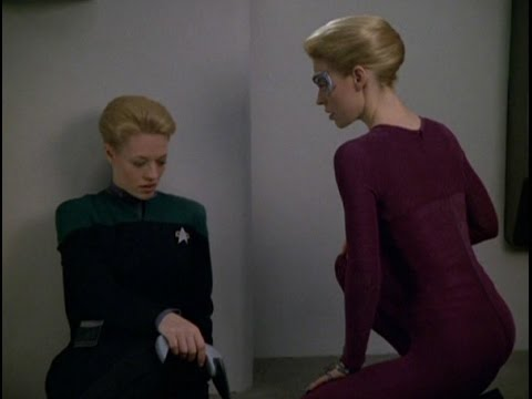 origin of seven of nine (7 of 9)