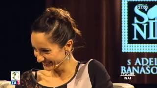 Trochu inak s Adelou Banášovou: Michela Paolacci / sólistka baletku SND