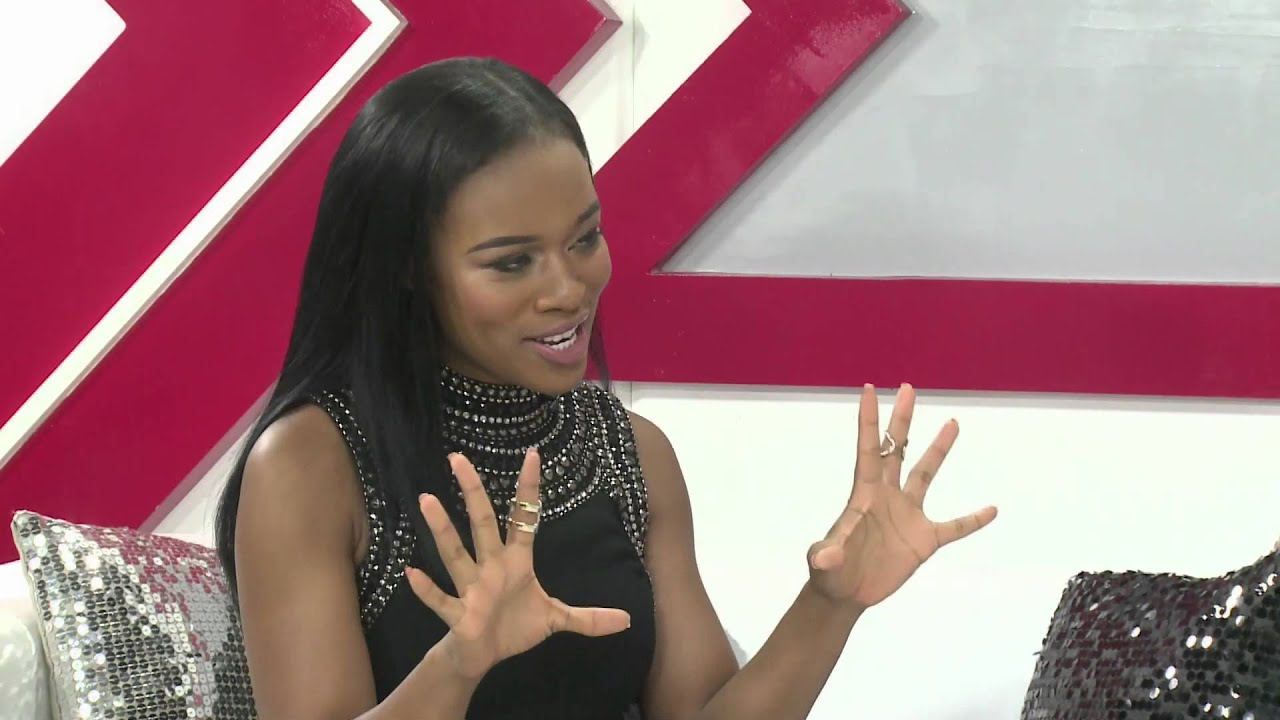 Nomzamo Mbatha on THE LINK - EP47 Season 3 - YouTube