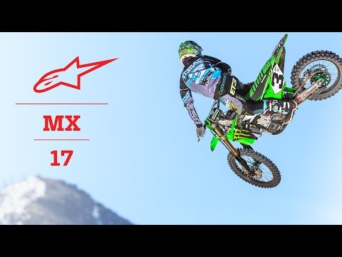 Alpinestars 2017 MX Apparel Collection