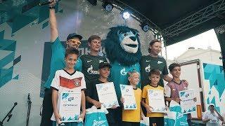 Ты в игре: Большой фестиваль футбола в Саратове собрал более 10 тысяч человек