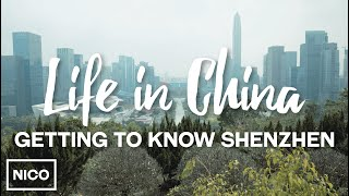 Life  N China   Getting To Know Shenzhen
