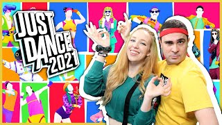 2J Vs Cat Von K! (Just Dance 2021)