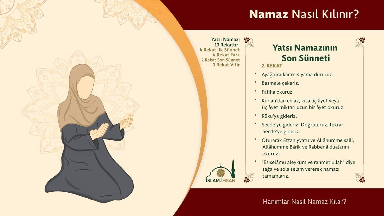 Öğlen namazının son sünnetini 4 rekat kılmak sünnet midir?/Birfetva - Nureddin YILDIZ