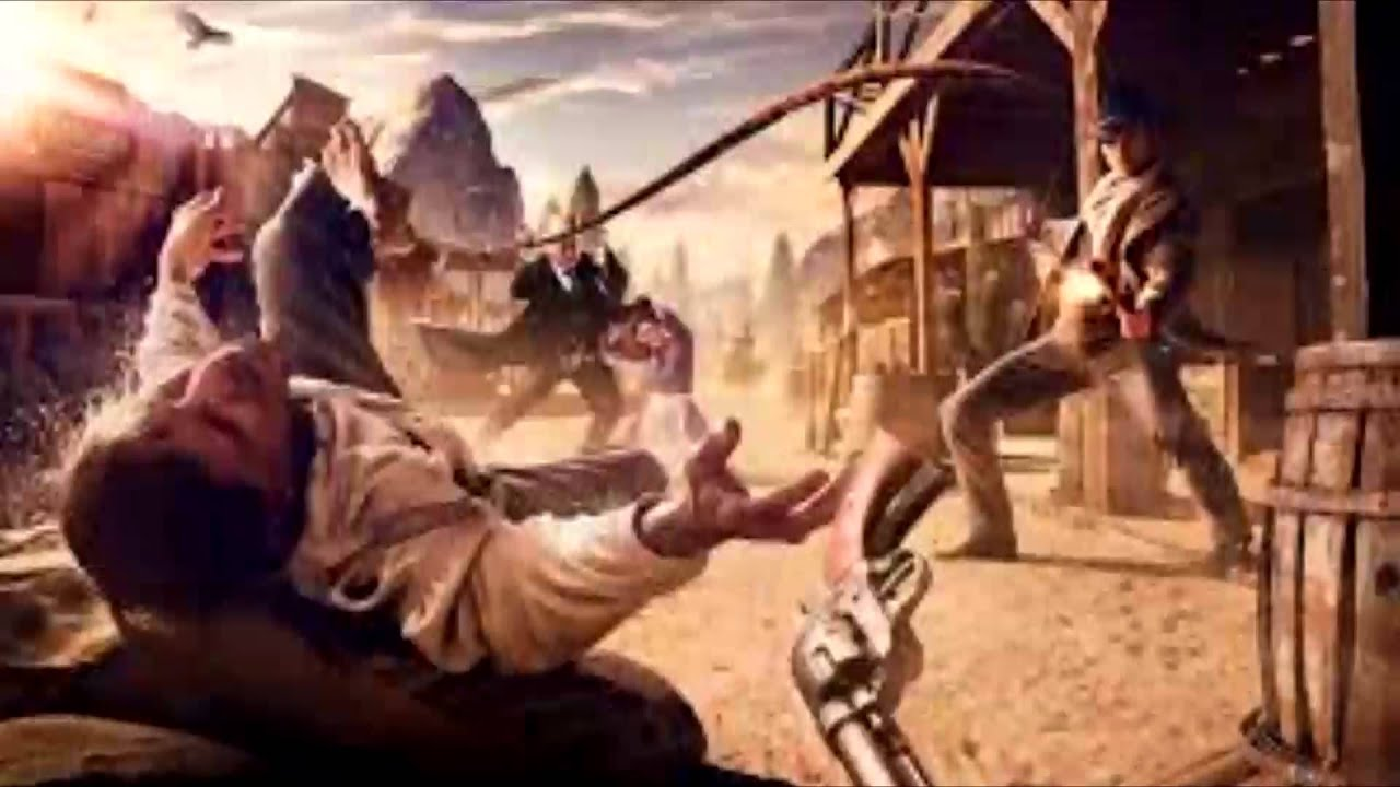 Wild west battle music youtube for Salon western