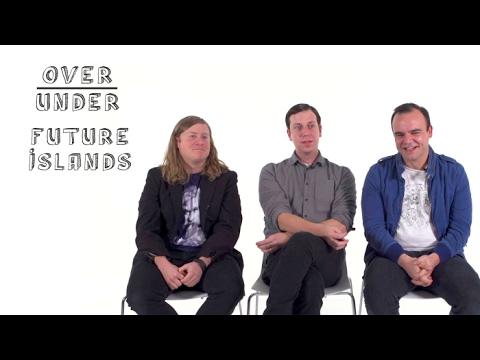 Future Islands Rate Keanu Reeves, Weed, and Tinder
