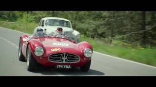 Гонки по-итальянски / Rosso Mille Miglia    Русский Трейлер (2015)