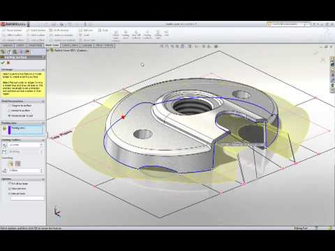 Features of Solidworks 2011