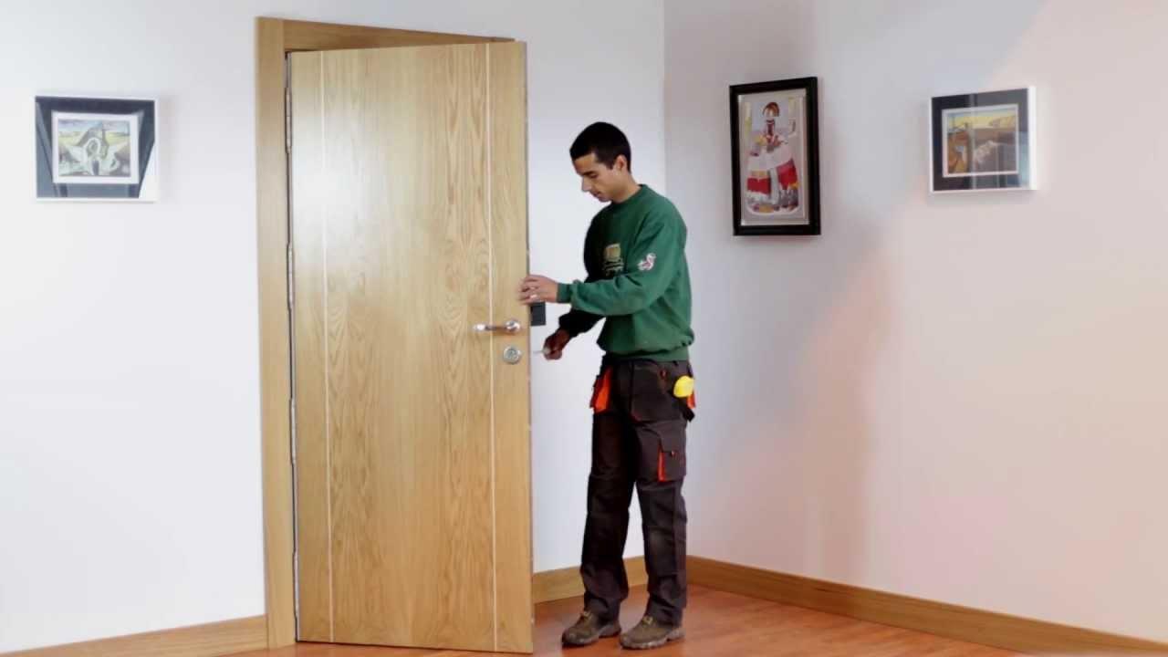 jamba deslizable cierre de seguraidad en puertas y lockpicking