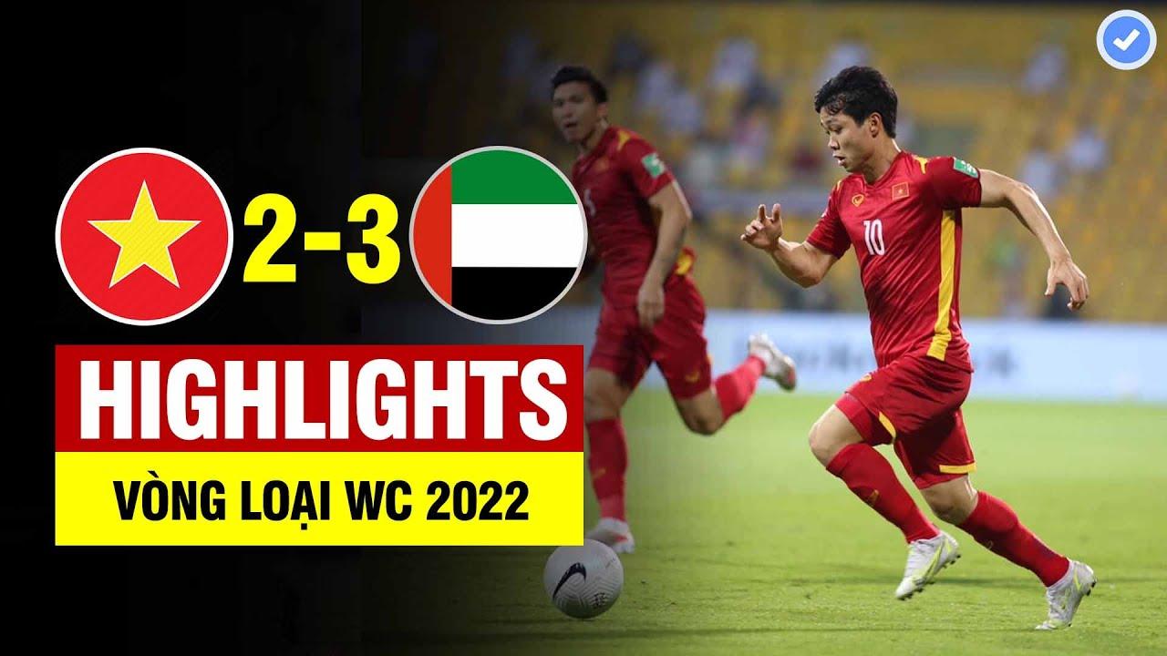 Highlights Việt Nam vs UAE | Tiến Linh Minh Vương thăng hoa khiến UAE sợ xanh mặt-VN làm lên lịch sử