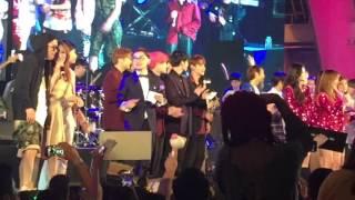 Video [FANCAM] Ending of Korea Times Music Festival (Victon Focus)  170429 download MP3, 3GP, MP4, WEBM, AVI, FLV Desember 2017