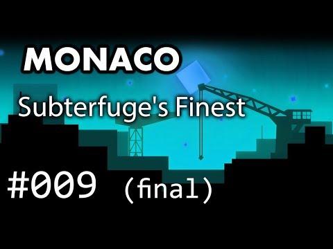 Monaco with Friends - 009 (final): A Bittersweet Finale
