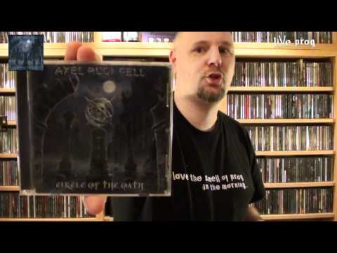 Video Review Axel Rudi Pell - Circle of the Oath