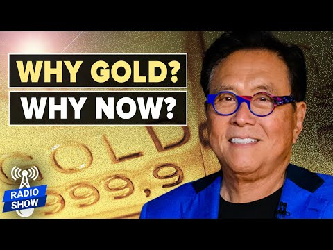 The Real Reason the Elite Count Gold as a Real Asset - EB Tucker and Robert Kiyosaki