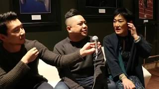 Simu Liu, Andrew Phung & Jean Yoon share their favourite shows