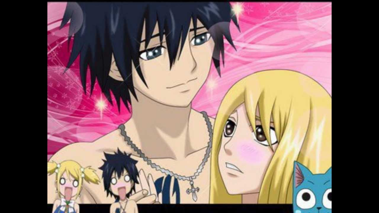 I love this Gray and Lucy moment and how they apologize I just ...