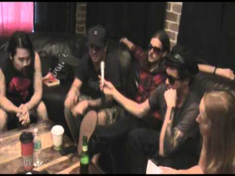 Unwritten Law Interview: From Punk to Swan (2011)