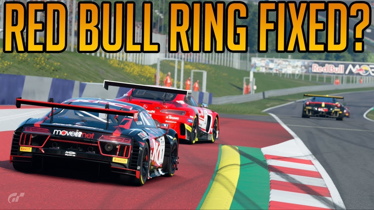 Gran Turismo Sport Actual Good Racing at Red Bull Ring?