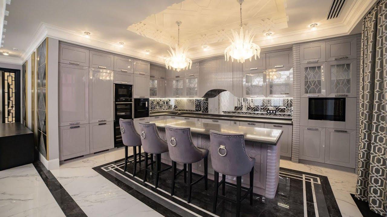 Кухня Platino mobili Dama