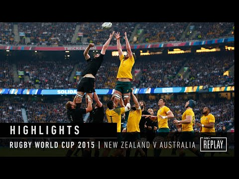 Rugby World Cup 2015 Final Highlights | World Rugby |
