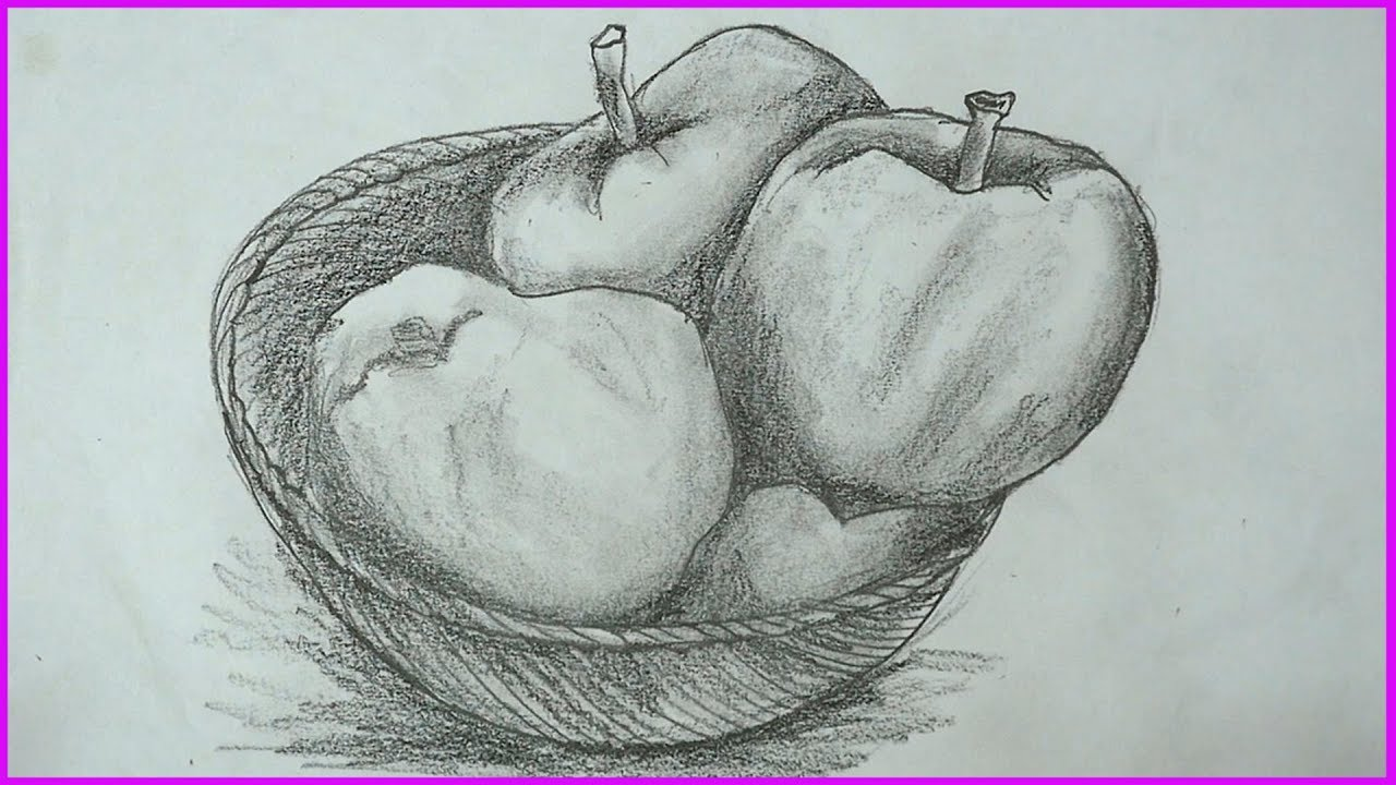 Object drawing for competitions gurukul exams pencil work for beginners s nagender