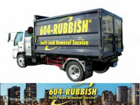 Rubbish Removal Vancouver, Junk Removal Vancouver