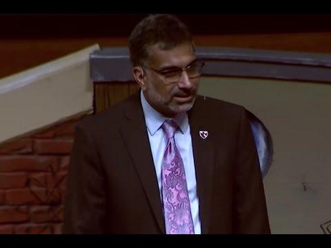 The last pandemic | Ali Khan | TEDxOmaha