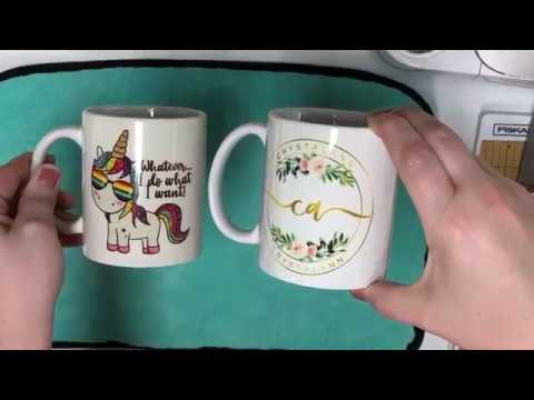 How To Sublimate Coffee Mugs | Conde