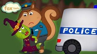 Fox Family en Español Capitulos Completos nuevos   Familia de fox para niños #41