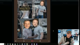 Rian Johnson Is Having A Meltdown On Twitter